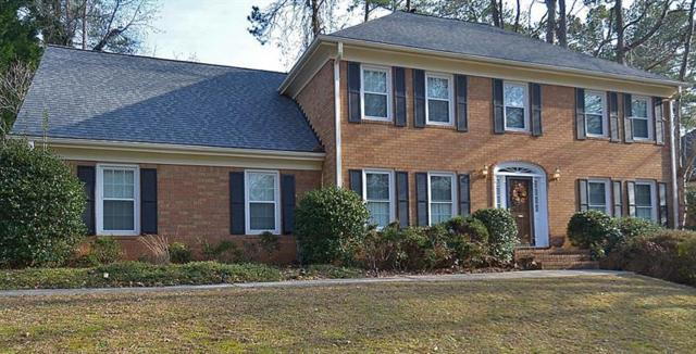 1560 Kinglet Lane, Marietta, GA 30062 (MLS #5943901) :: North Atlanta Home Team