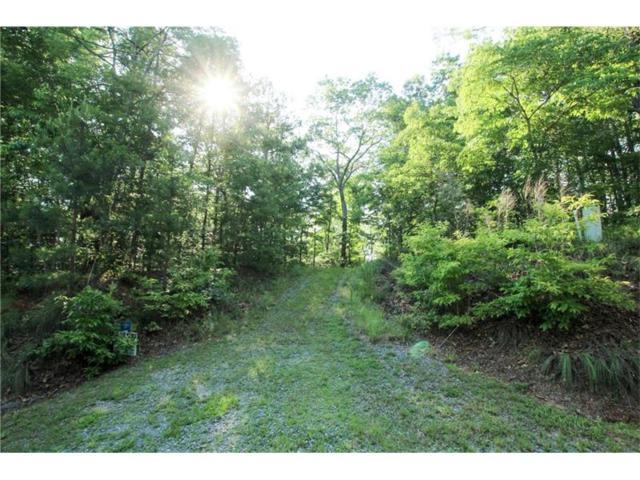 0 Harris Creek Drive, Ellijay, GA 30540 (MLS #5944137) :: RE/MAX Paramount Properties