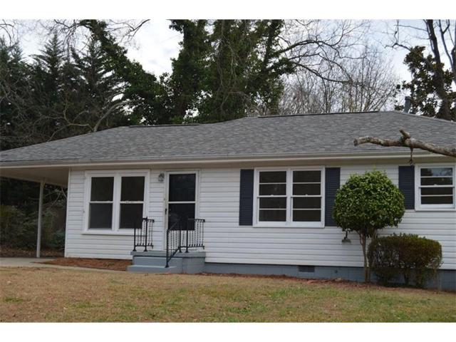 293 Christopher Drive, Gainesville, GA 30501 (MLS #5944149) :: Carr Real Estate Experts
