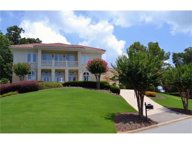 5405 Spinnaker Lane, Gainesville, GA 30504 (MLS #5944158) :: The Russell Group