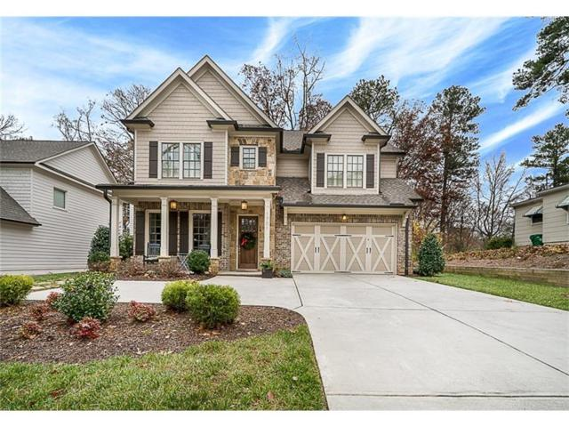 1701 Dresden Drive NE, Brookhaven, GA 30319 (MLS #5944372) :: North Atlanta Home Team
