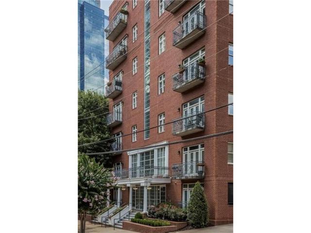 206 11th Street NE #403, Atlanta, GA 30309 (MLS #5944461) :: North Atlanta Home Team