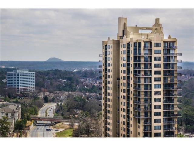 3481 Lakeside Drive NE #1105, Atlanta, GA 30326 (MLS #5944904) :: North Atlanta Home Team