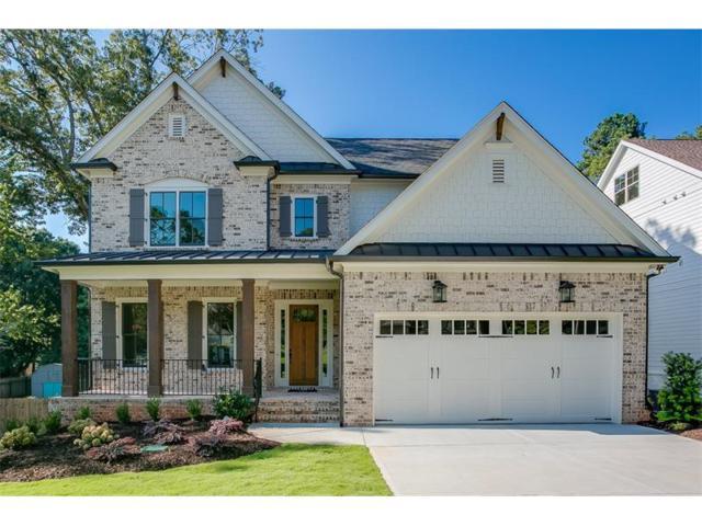 2824 Skyland Drive NE, Brookhaven, GA 30341 (MLS #5944978) :: North Atlanta Home Team
