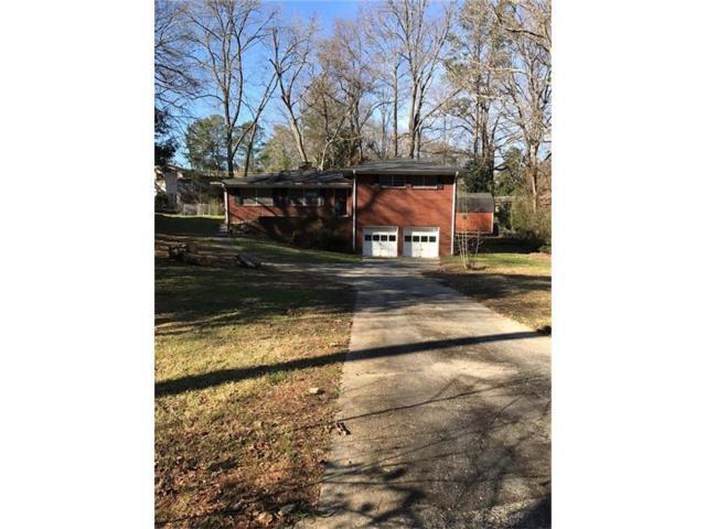 6400 S Gordon Road, Austell, GA 30168 (MLS #5945087) :: North Atlanta Home Team