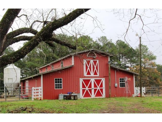 2190 Gum Creek Road, Oxford, GA 30054 (MLS #5945189) :: North Atlanta Home Team