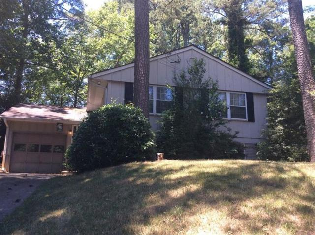 2476 Carolyn Drive SE, Smyrna, GA 30080 (MLS #5945289) :: North Atlanta Home Team