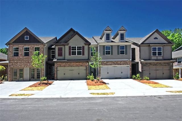5867 Keystone Lane #13, Lithonia, GA 30058 (MLS #5945303) :: The Bolt Group