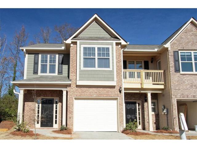 7170 Fringe Flower Drive #122, Austell, GA 30168 (MLS #5945310) :: North Atlanta Home Team