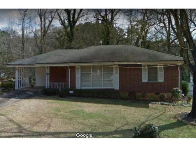 2888 Rockwood Road, East Point, GA 30344 (MLS #5945320) :: North Atlanta Home Team