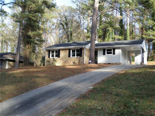 1736 Laurelwood Drive SW, Atlanta, GA 30311 (MLS #5945633) :: North Atlanta Home Team