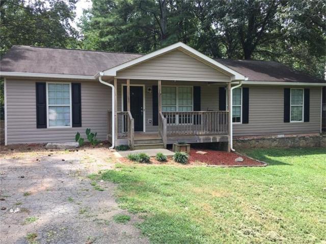 27 Jacobs Drive NW, Cartersville, GA 30120 (MLS #5945787) :: North Atlanta Home Team