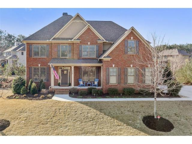 3569 Sutters Pond Trail NW, Kennesaw, GA 30152 (MLS #5945831) :: North Atlanta Home Team