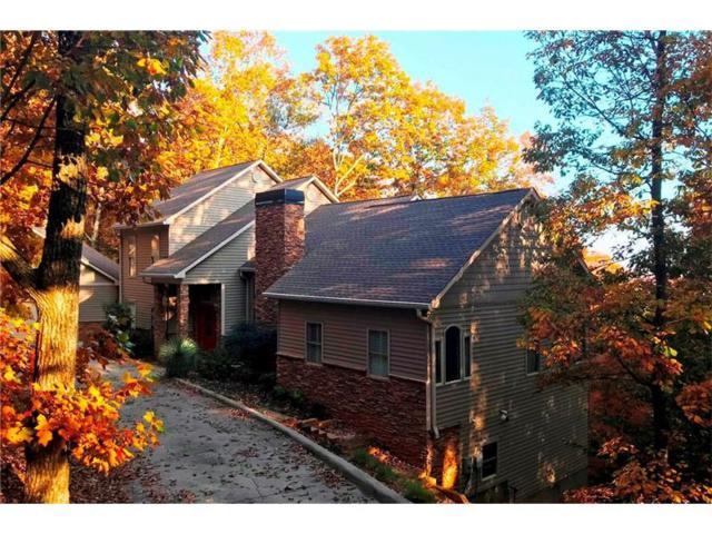 550 Little Hendricks Mountain Road, Jasper, GA 30143 (MLS #5945855) :: North Atlanta Home Team
