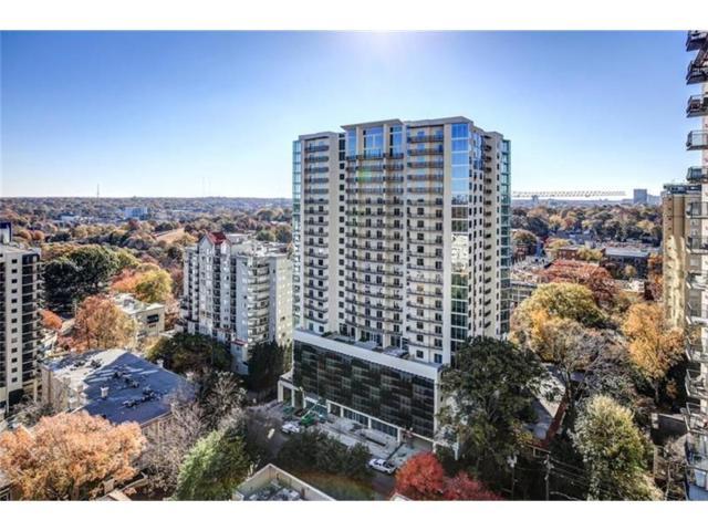 199 14th Street NE #1808, Atlanta, GA 30309 (MLS #5945870) :: RCM Brokers