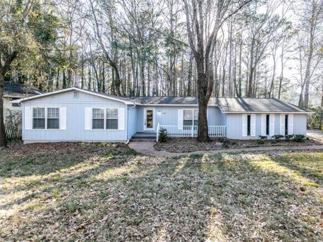 4669 N Springs Road NW, Kennesaw, GA 30144 (MLS #5946089) :: North Atlanta Home Team