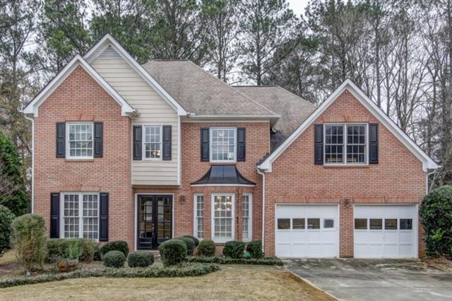903 Fox Hollow Way, Marietta, GA 30068 (MLS #5946119) :: North Atlanta Home Team