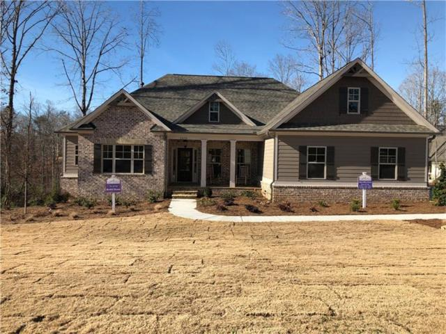 5514 Dockside Overlook, Gainesville, GA 30506 (MLS #5946128) :: The Russell Group