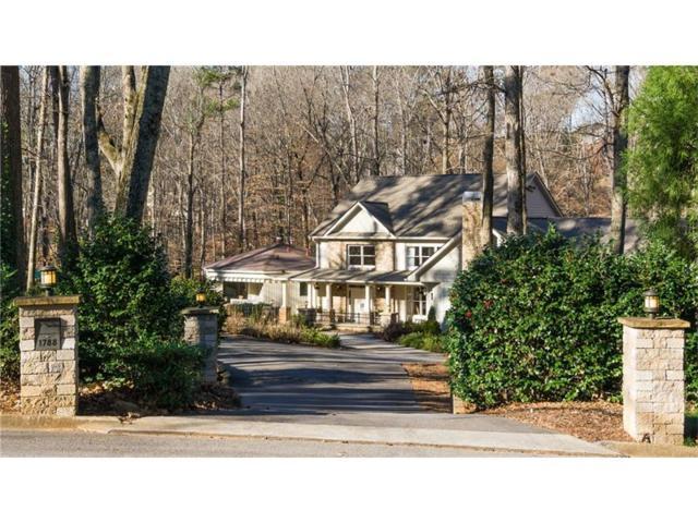 1788 Chartwell Trace, Smoke Rise, GA 30087 (MLS #5946191) :: RE/MAX Paramount Properties