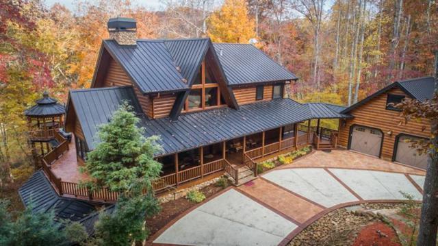 160 Wildcat Trail, Suches, GA 30572 (MLS #5946292) :: North Atlanta Home Team
