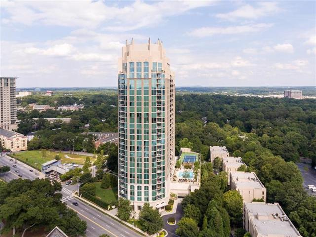2795 Peachtree Road NE #808, Atlanta, GA 30305 (MLS #5946363) :: North Atlanta Home Team