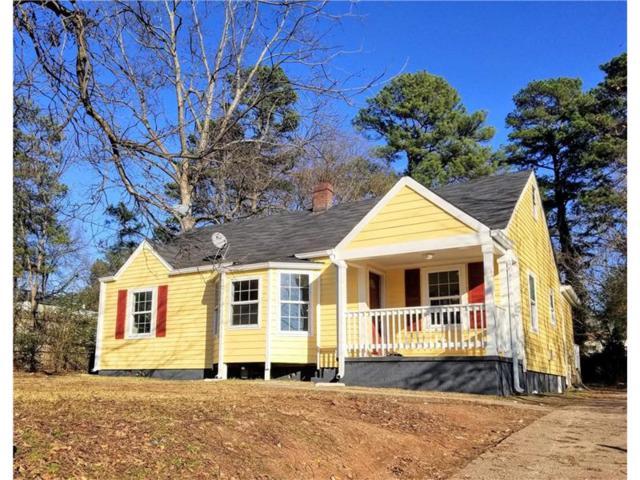 1796 Alexander Drive, Decatur, GA 30032 (MLS #5946425) :: Carr Real Estate Experts