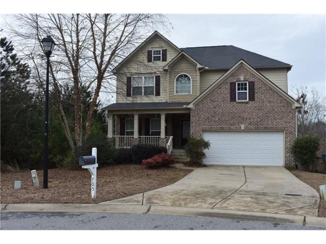 705 Sierra Court, Canton, GA 30114 (MLS #5946564) :: Kennesaw Life Real Estate