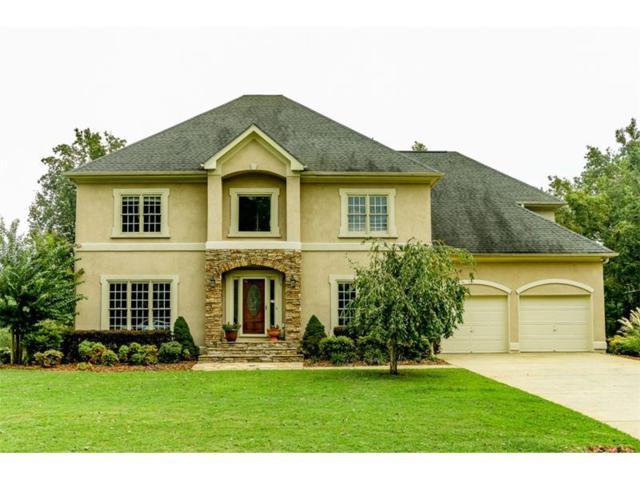 606 Dahlia Way NW, Acworth, GA 30102 (MLS #5946576) :: North Atlanta Home Team