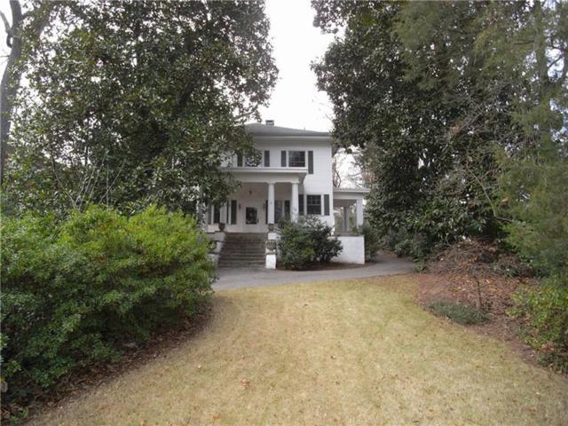 818 Springdale Road, Atlanta, GA 30306 (MLS #5946597) :: North Atlanta Home Team