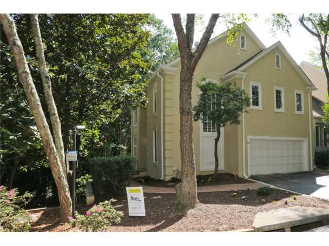 10 Braemore Drive #10, Sandy Springs, GA 30328 (MLS #5946606) :: North Atlanta Home Team