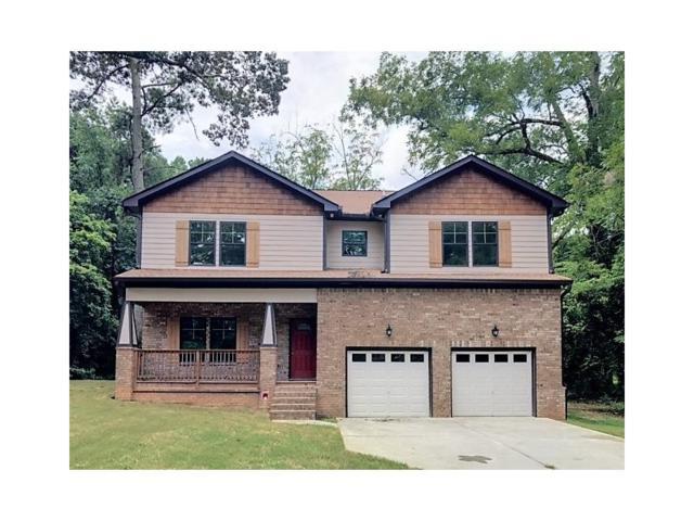 2081 Niskey Lake Road SW, Atlanta, GA 30331 (MLS #5946617) :: North Atlanta Home Team