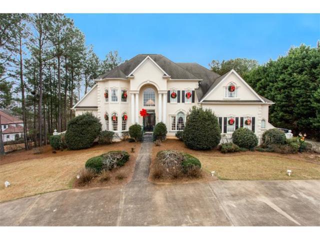 130 Fiddlers Ridge, Fayetteville, GA 30214 (MLS #5946632) :: North Atlanta Home Team