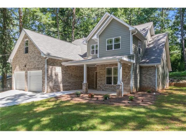3617 Idlecreek Drive, Decatur, GA 30034 (MLS #5946808) :: North Atlanta Home Team