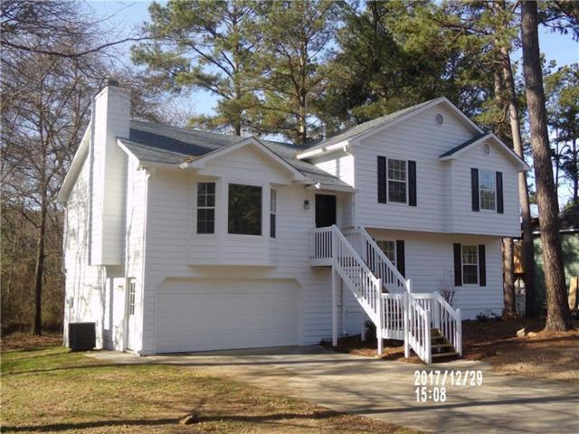619 Amberwood Place, Euharlee, GA 30145 (MLS #5946844) :: Ashton Taylor Realty