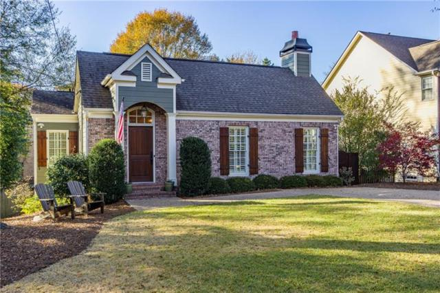 2330 Colonial Drive NE, Brookhaven, GA 30319 (MLS #5946872) :: North Atlanta Home Team