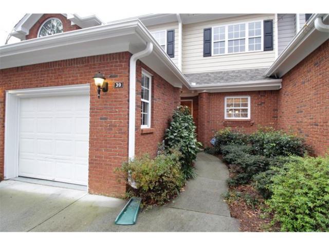 39 Hall Manor, Alpharetta, GA 30022 (MLS #5946909) :: North Atlanta Home Team