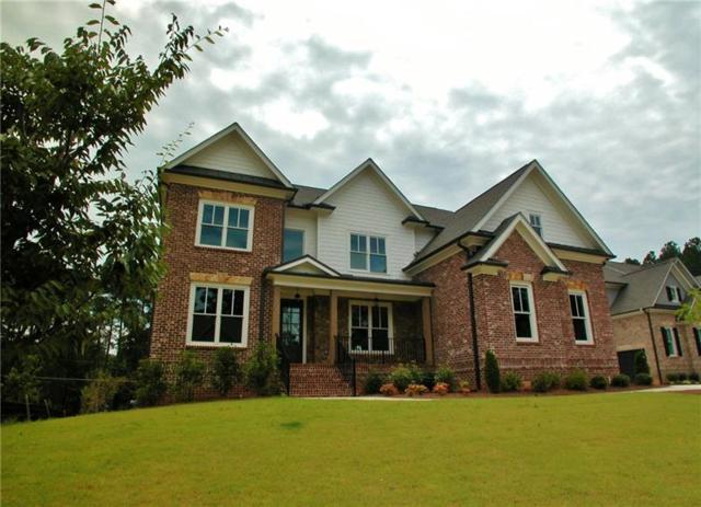 3856 Scotts Mill Run, Peachtree Corners, GA 30096 (MLS #5946935) :: Carr Real Estate Experts