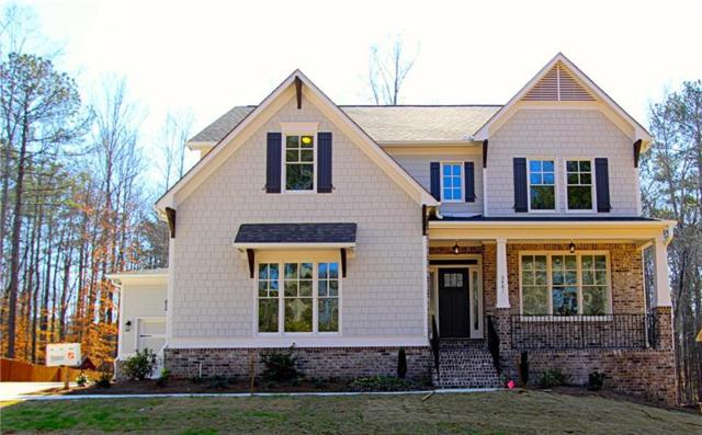 1476 Sutters Pond Drive NW, Kennesaw, GA 30152 (MLS #5946959) :: North Atlanta Home Team