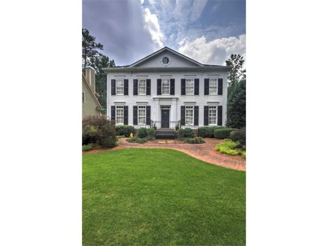 4555 Club Drive NE, Atlanta, GA 30319 (MLS #5946960) :: North Atlanta Home Team