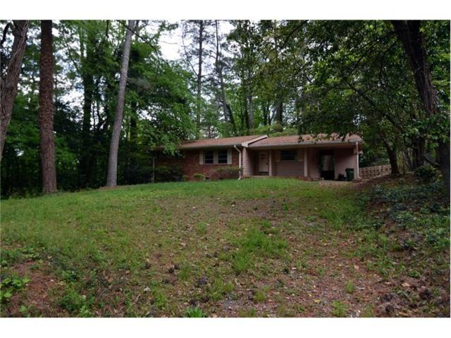 2892 W Roxboro Road NE, Atlanta, GA 30324 (MLS #5946987) :: North Atlanta Home Team
