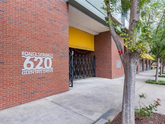 620 Glen Iris Drive NE #206, Atlanta, GA 30308 (MLS #5946994) :: North Atlanta Home Team