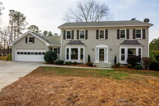 1633 Shadow Court, Dunwoody, GA 30338 (MLS #5947049) :: North Atlanta Home Team