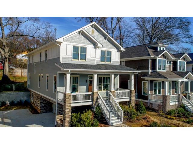 718 Mercer Street SE, Atlanta, GA 30312 (MLS #5947205) :: The Justin Landis Group