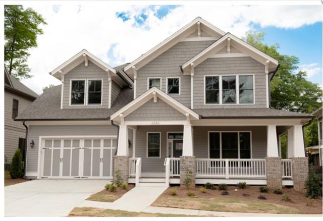 356 Reed Street, Scottdale, GA 30079 (MLS #5947349) :: The Russell Group