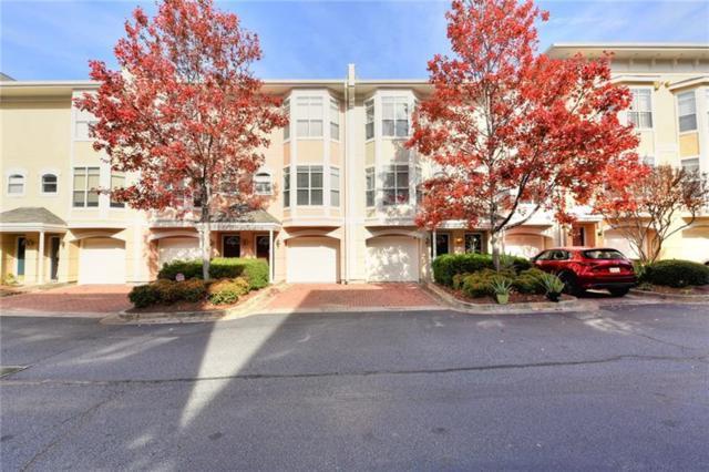 375 Highland Avenue NE #207, Atlanta, GA 30312 (MLS #5947415) :: The Justin Landis Group
