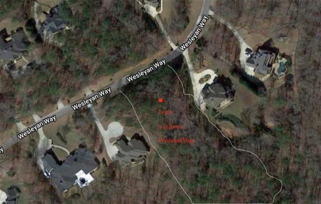 Lot 9 Weslyan Way, Oxford, GA 30054 (MLS #5947434) :: North Atlanta Home Team