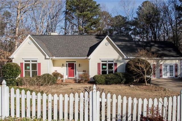 401 Oakdale Road, Canton, GA 30114 (MLS #5947450) :: North Atlanta Home Team
