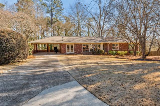 895 Melody Lane, Roswell, GA 30075 (MLS #5947487) :: North Atlanta Home Team