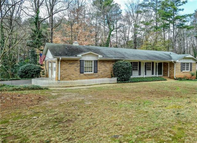 4570 Sharon Valley Court, Dunwoody, GA 30338 (MLS #5947603) :: North Atlanta Home Team