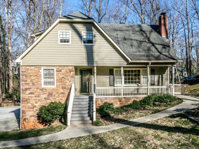 4142 Thornwall Drive, Marietta, GA 30062 (MLS #5947698) :: North Atlanta Home Team